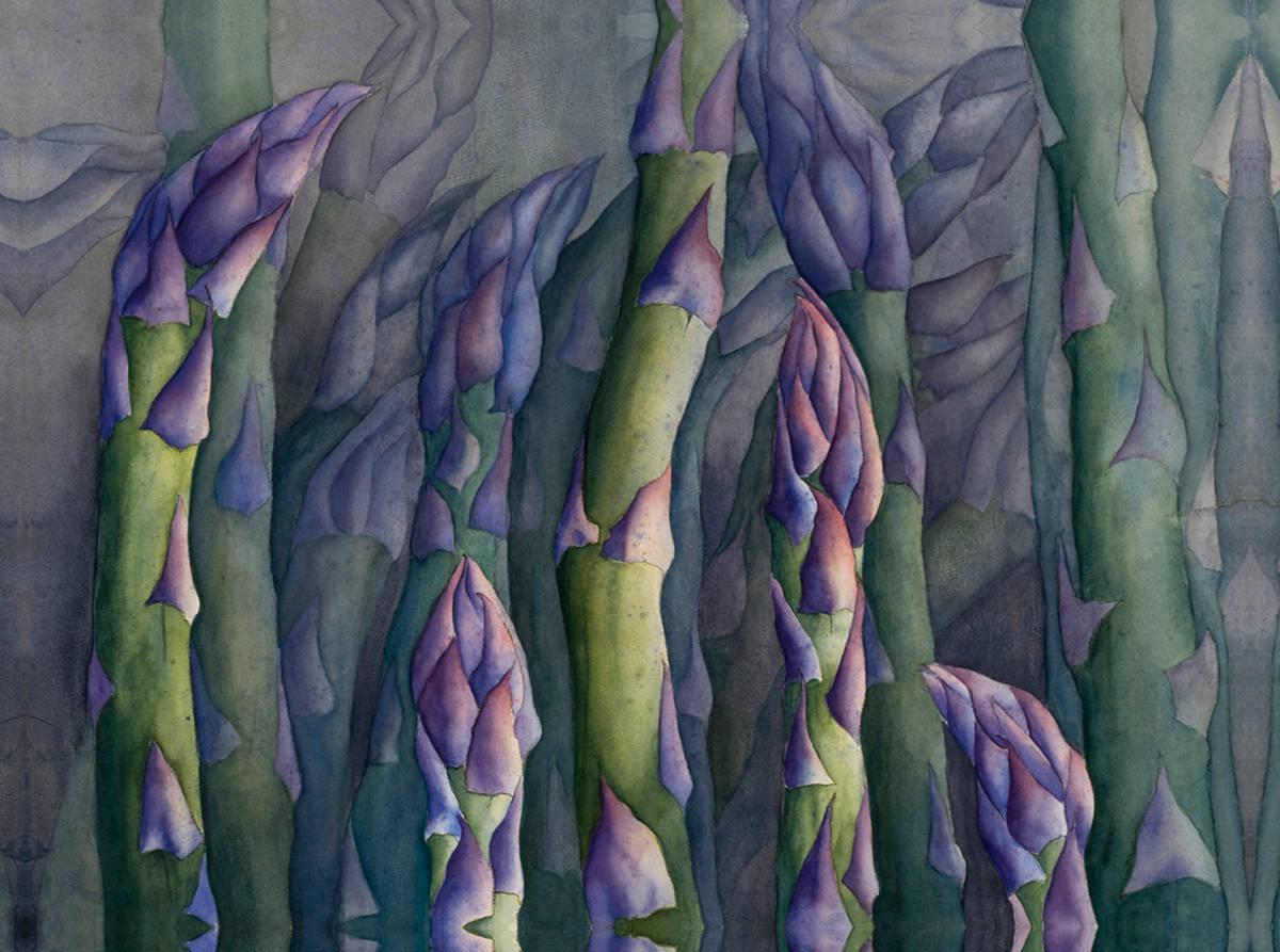 Killer Asparagus Forest 2