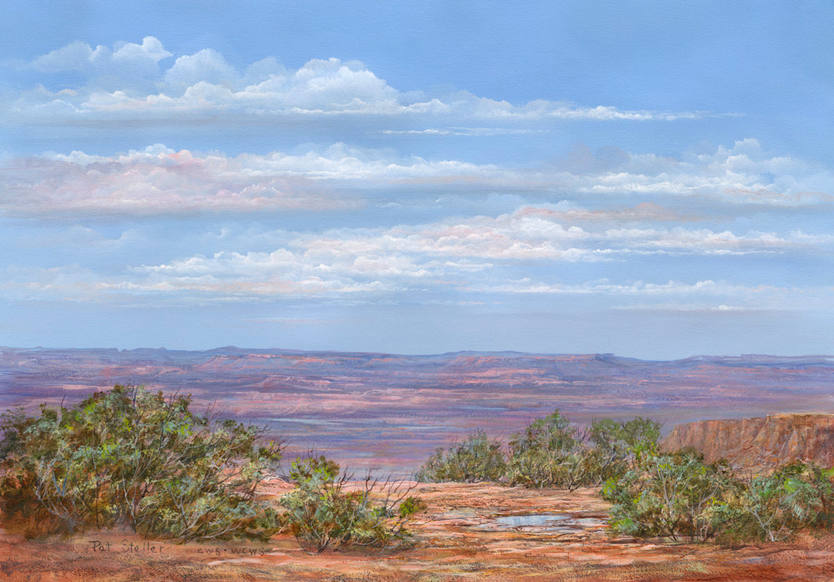 Canyon Land Color