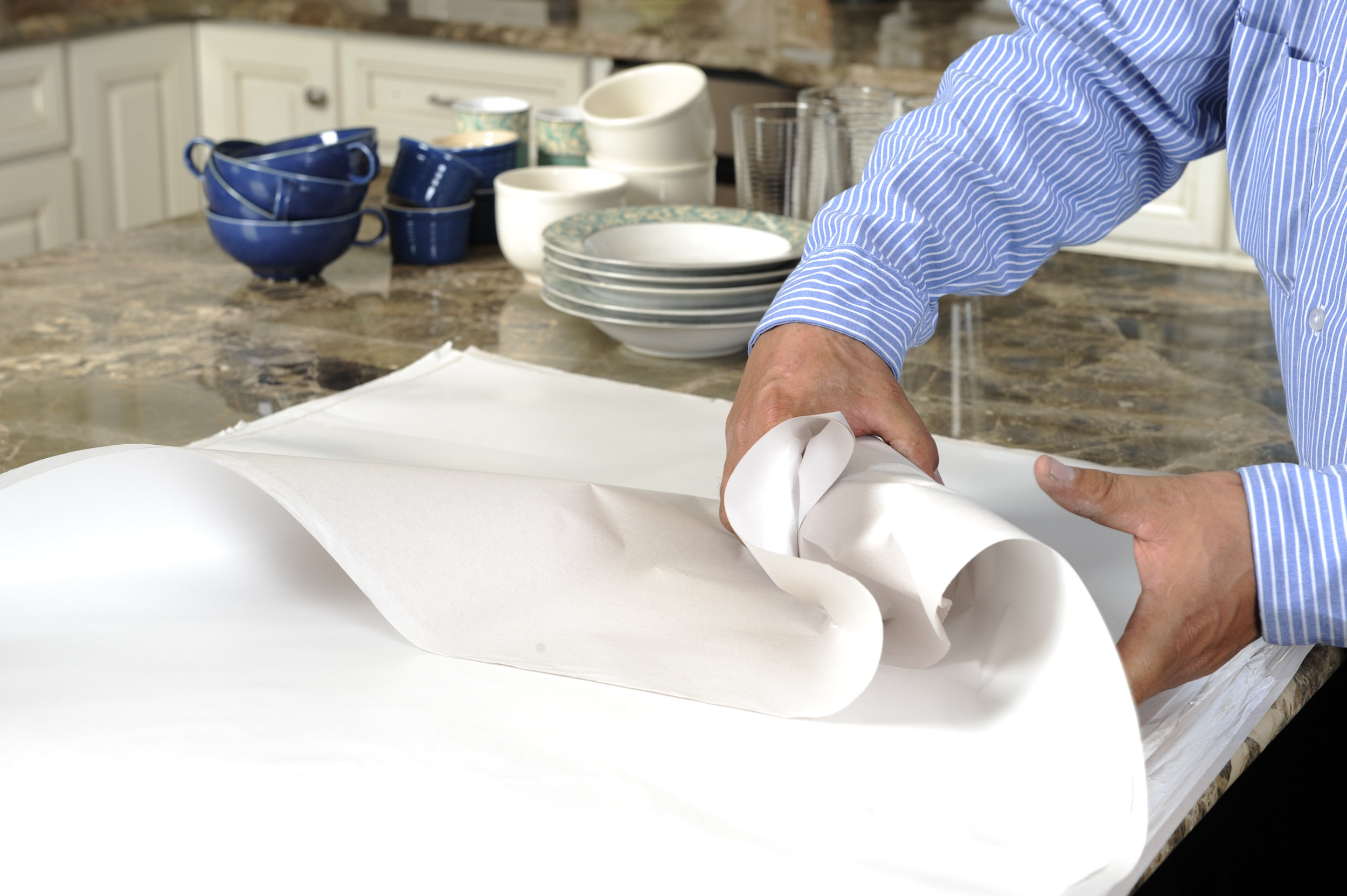 We have a full inventory of packing materials for every item, no matter how big or how small.