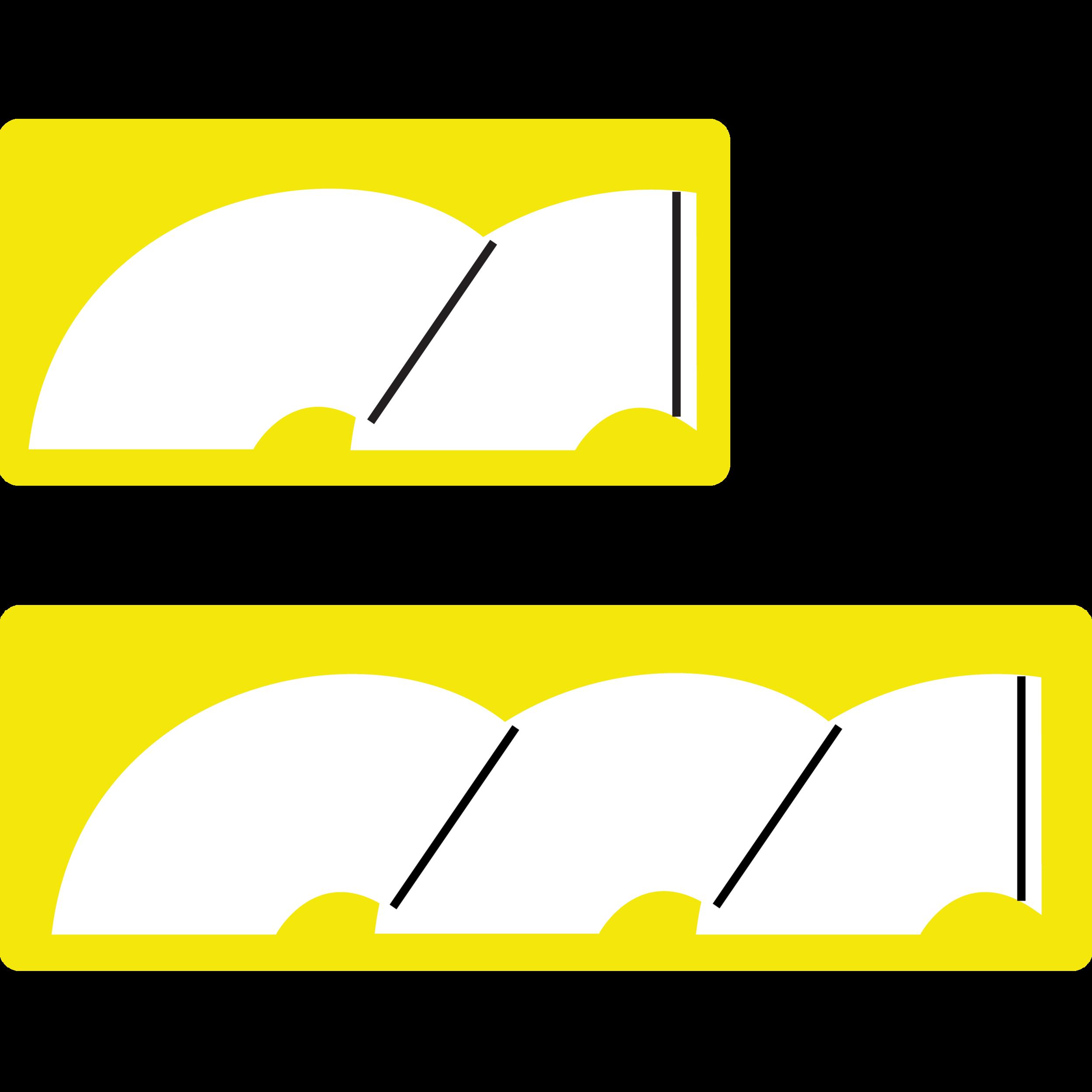 Double Pivot Radial and Triple Pivot Radial