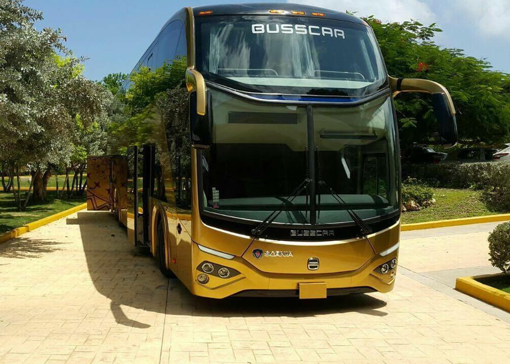 Busscar X14 Windshield Wipers