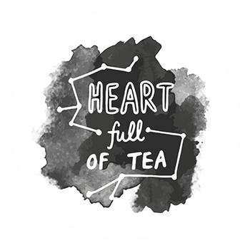 heart full of tea
