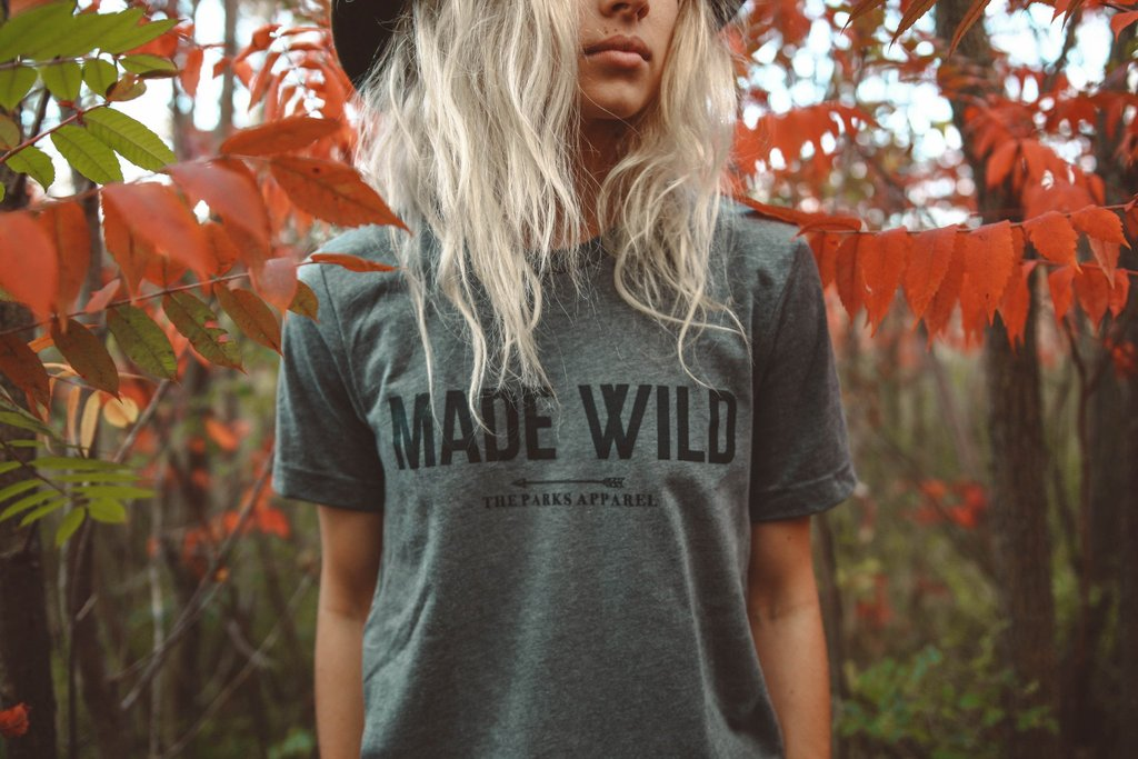 Click to shop The Parks Made Wild Tee