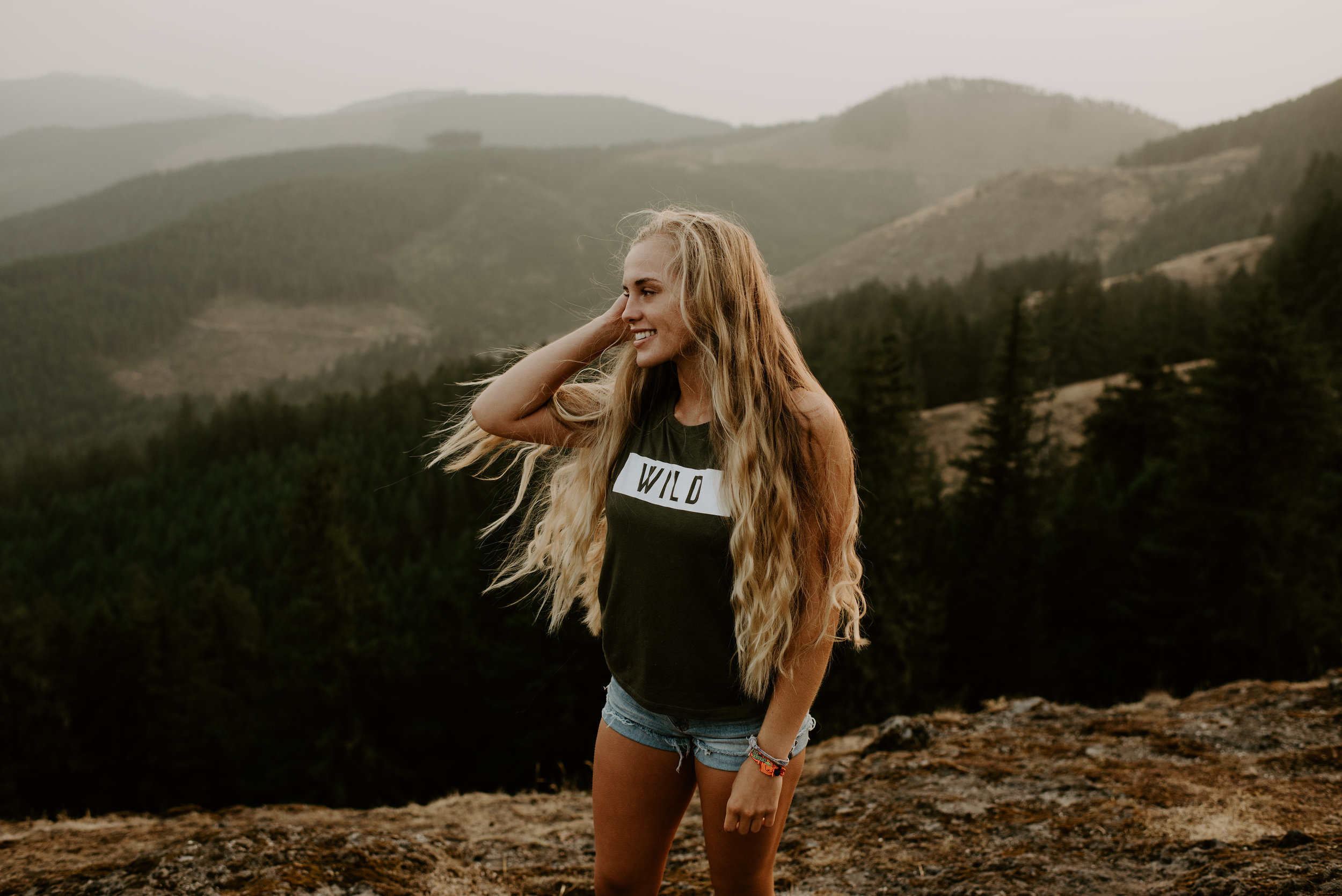 Click to shop The Parks WILD tank —>