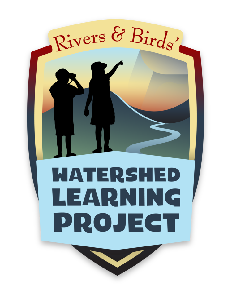 Watershed Learning Project logo. Variable sizes.