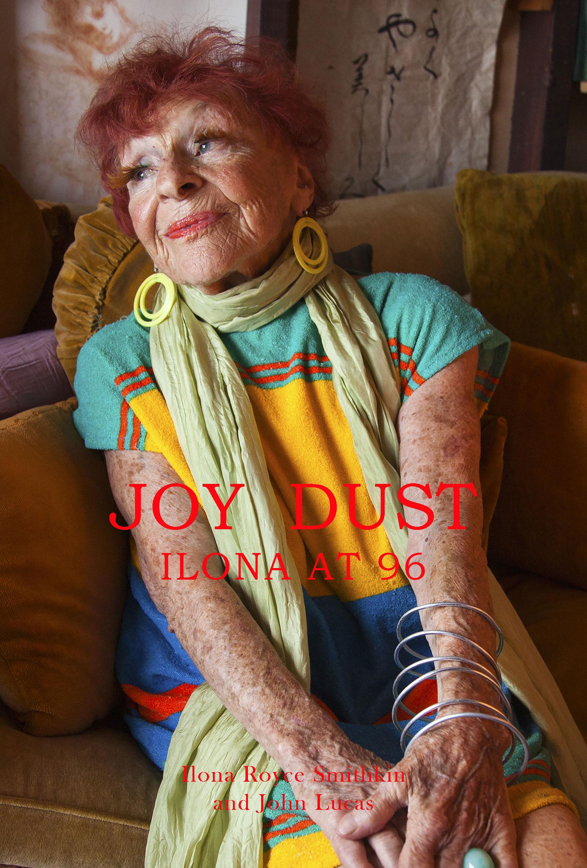 Ilona at 96 book cover