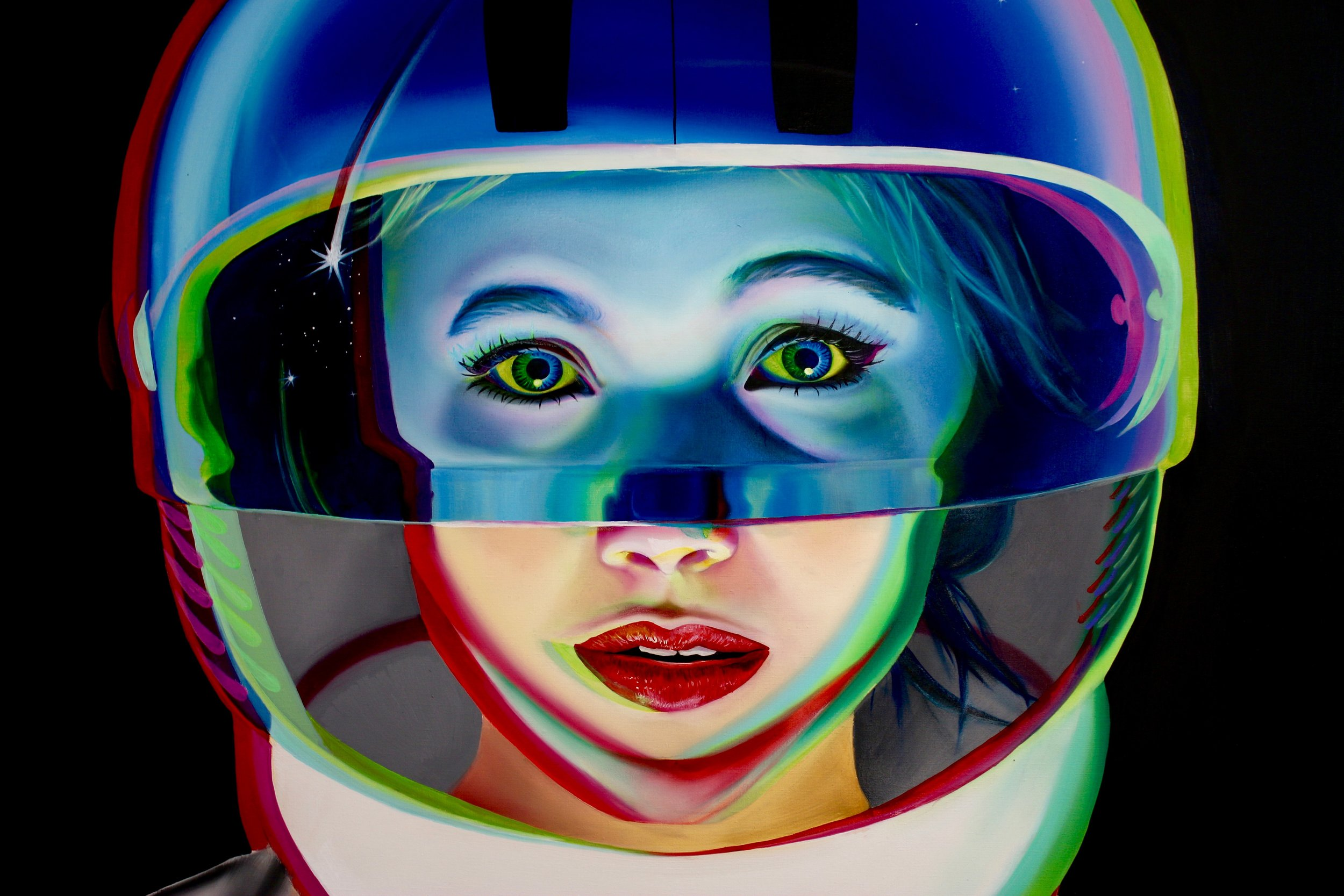 Lost in Space (Detail)