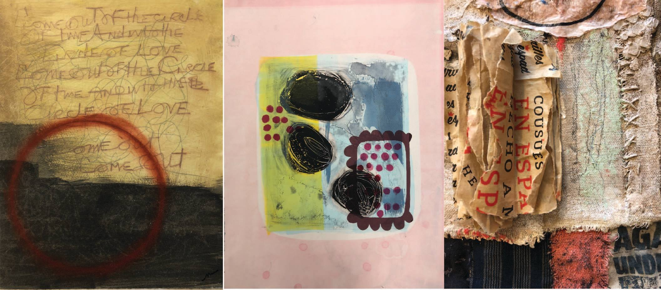 What We Remember, What We Forget - A Group Fiber Exhibit featuring Gina Alvarez, Suzy Farren, Carlene Fullerton, Eden Harris, Kelly Larson, Lyn Magee, and Nadine PotterApril 6–May 15, 2018