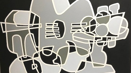 Stephen Davis: Levels of Abstraction - May 10-June 7, 2019