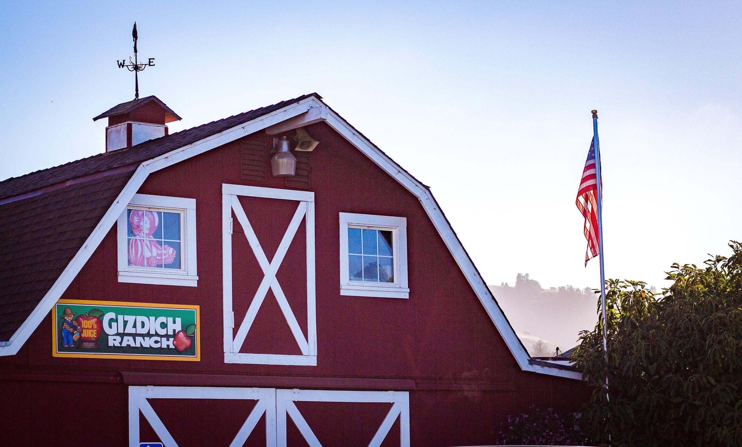 Barn Shop
