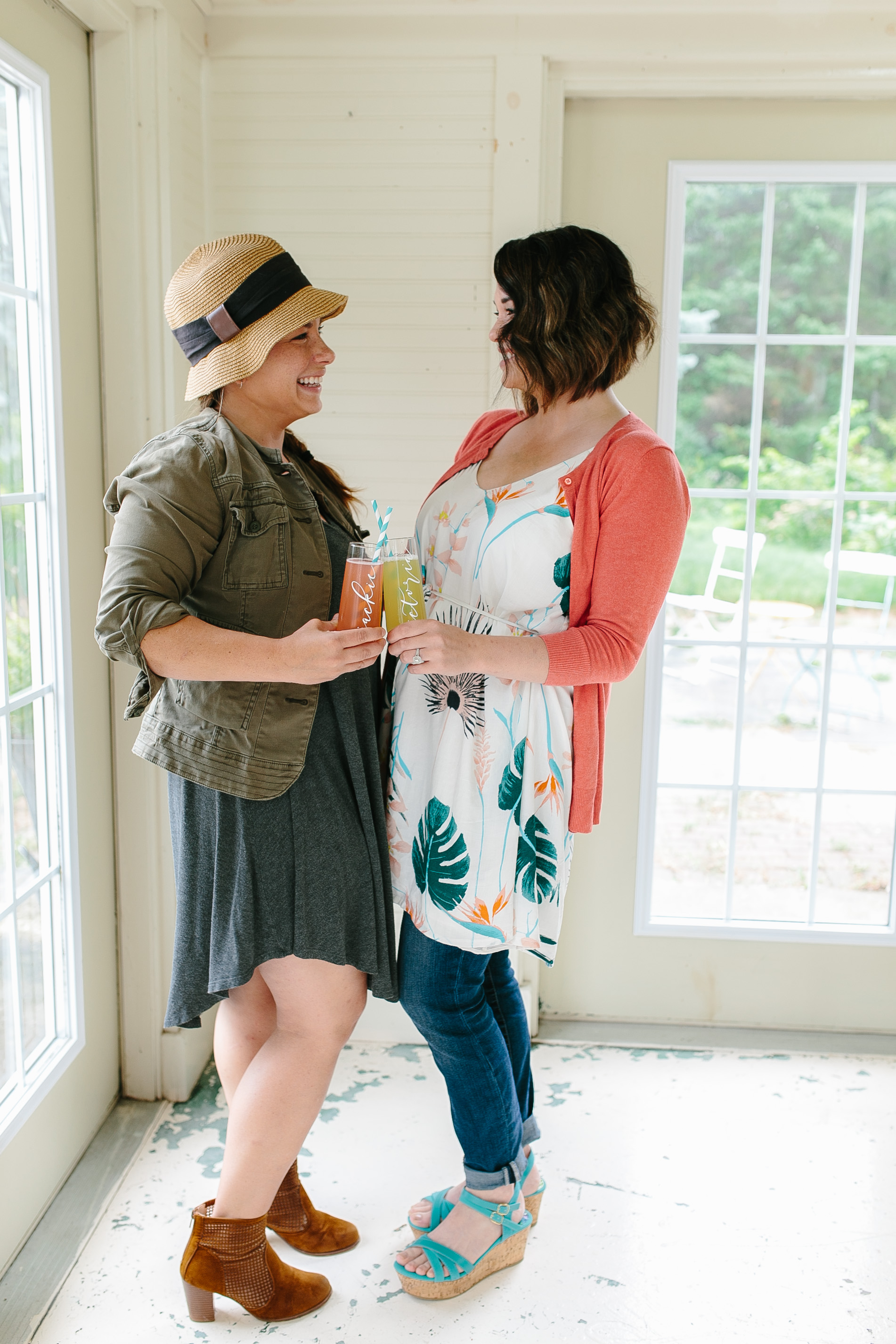 Workshop collaboration with Blossoms Flower House  Photography by Andrea Naylor Photography
