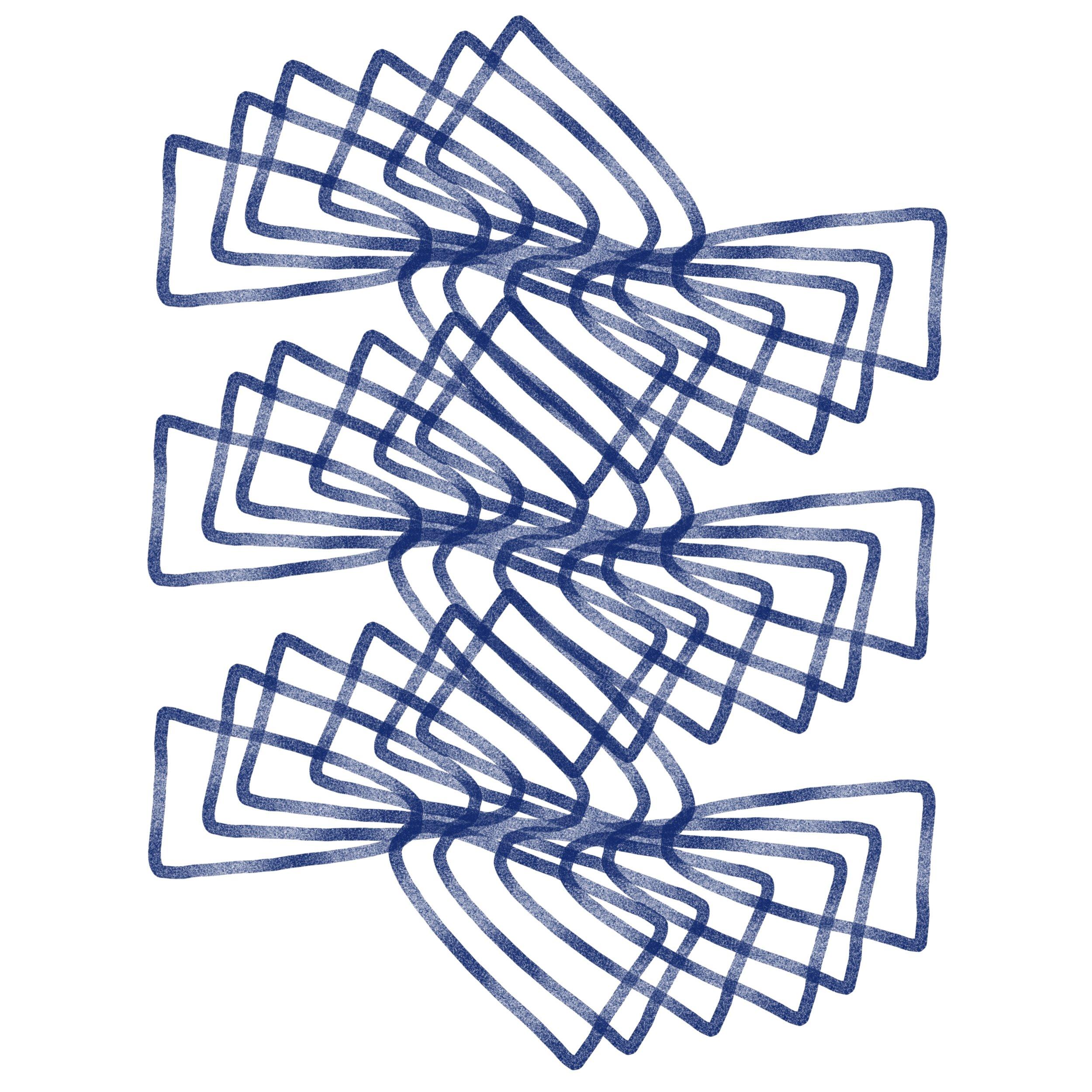 Kinetic Lines 1