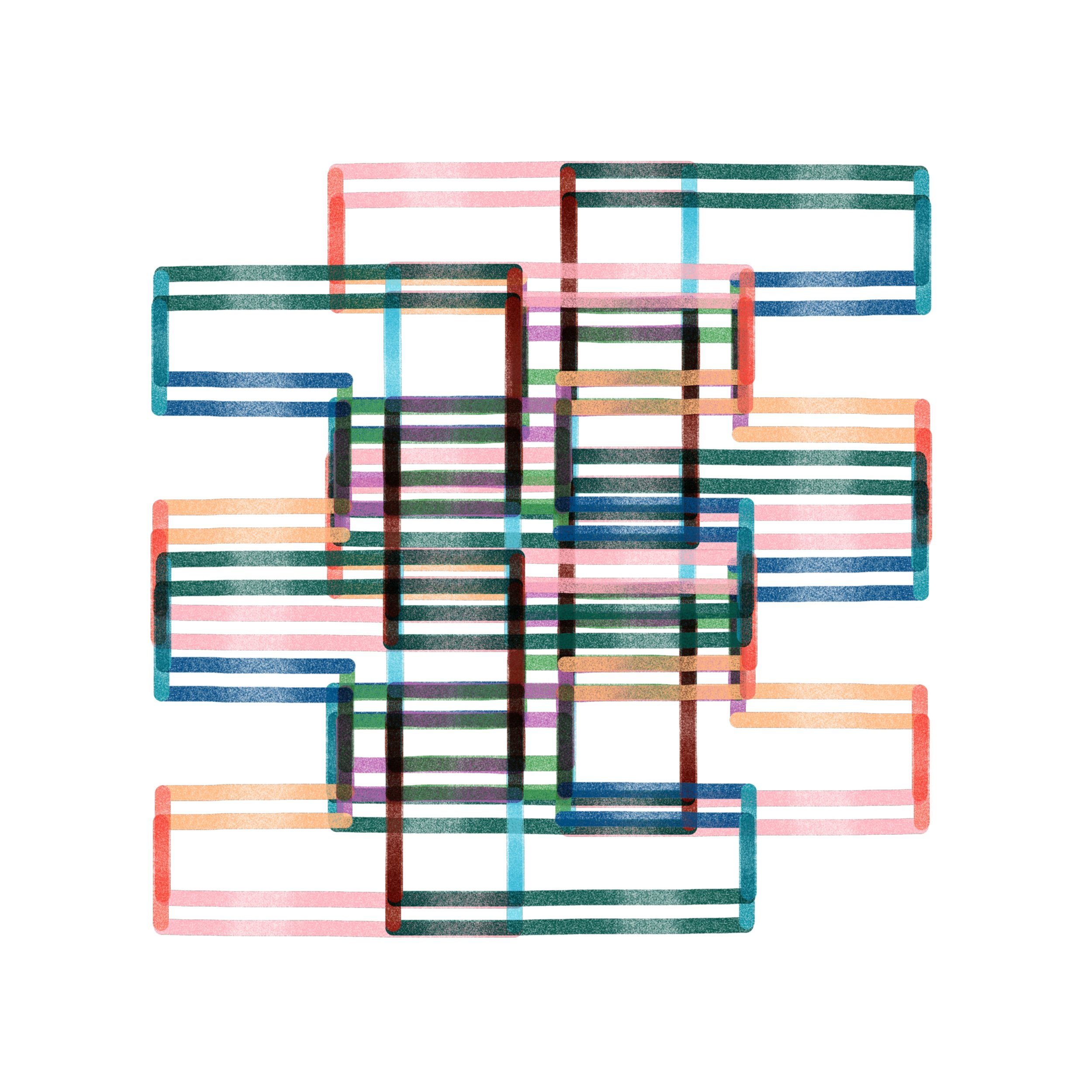 Kinetic Lines 18