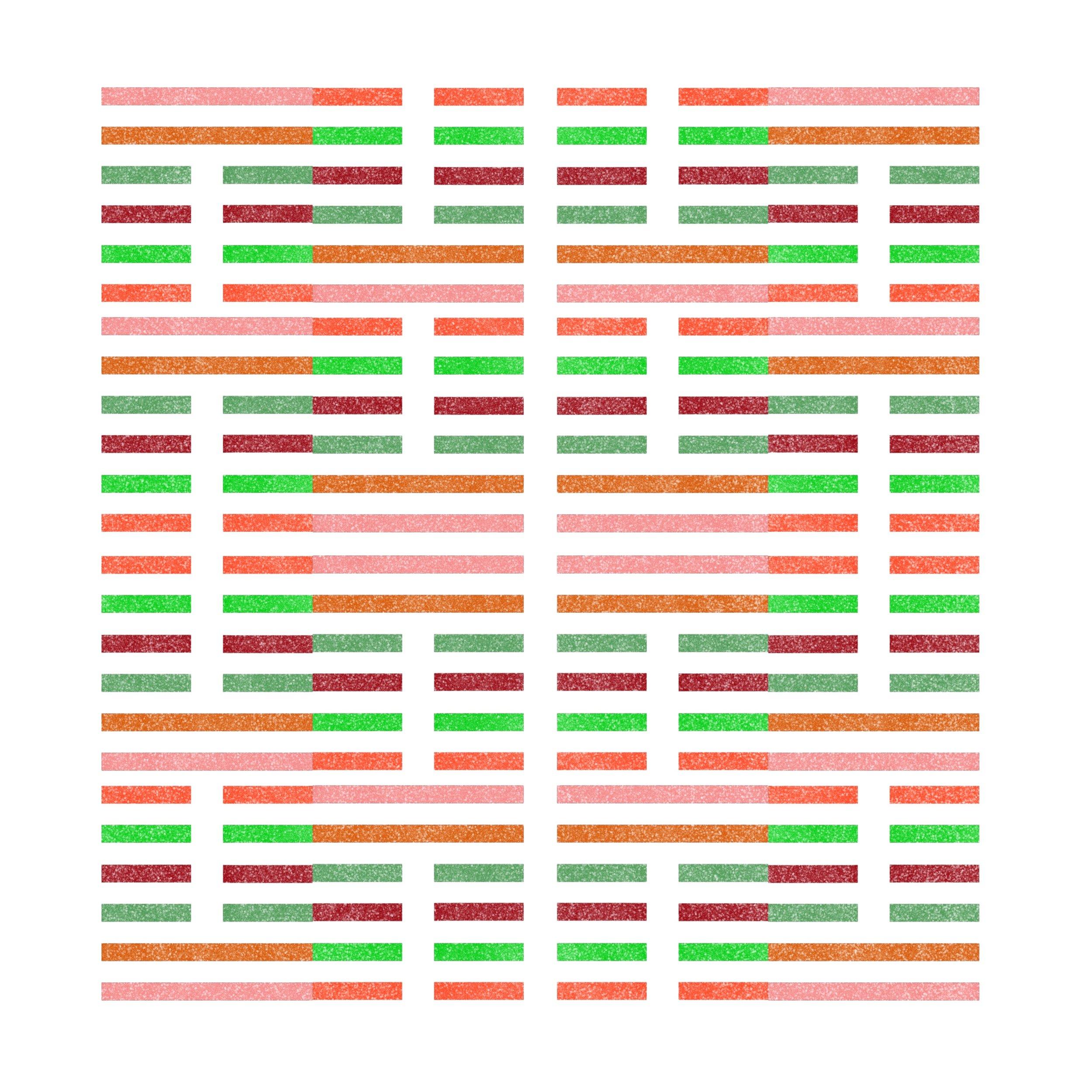 I Ching Hexagram 2: Viewing / Contemplation