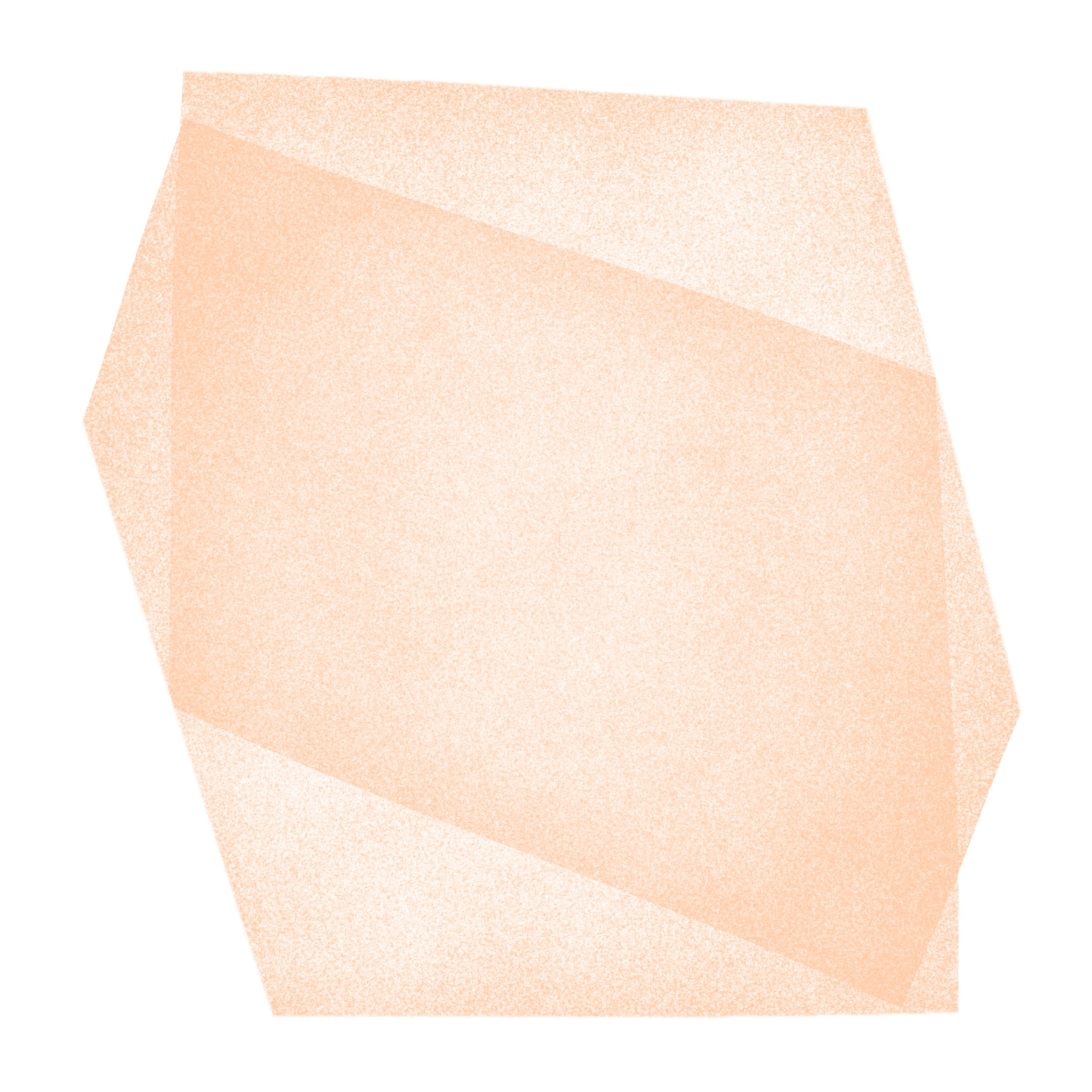 Pale Peach Structure: Soft Geometry