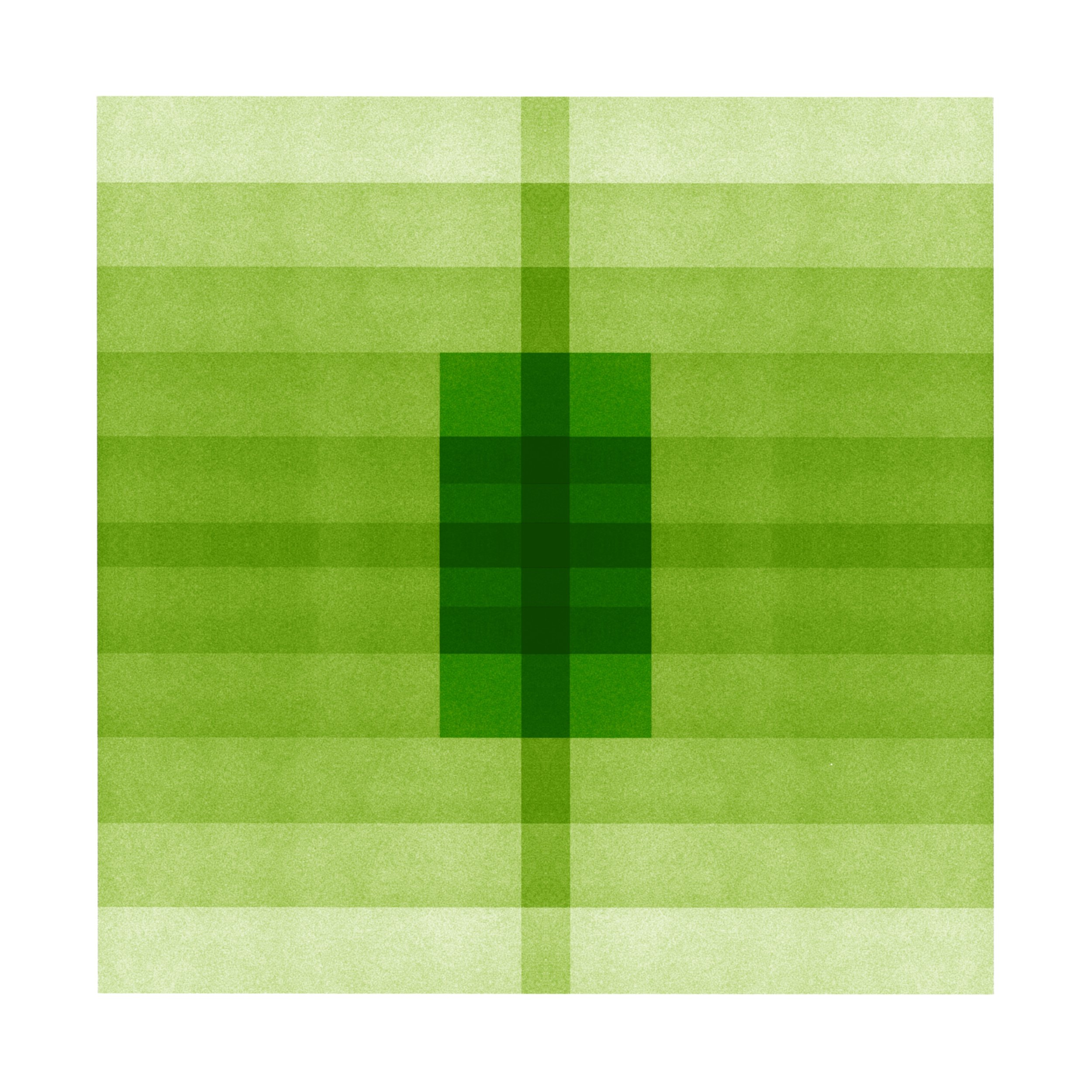 Color Space 29: Grass Green