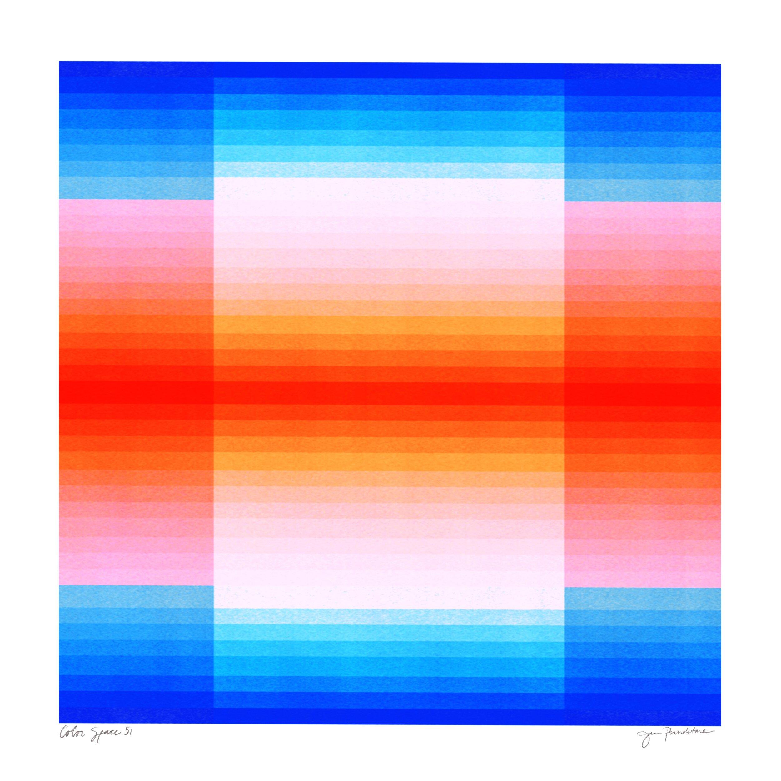 Color Space 51: Soft Spectrum