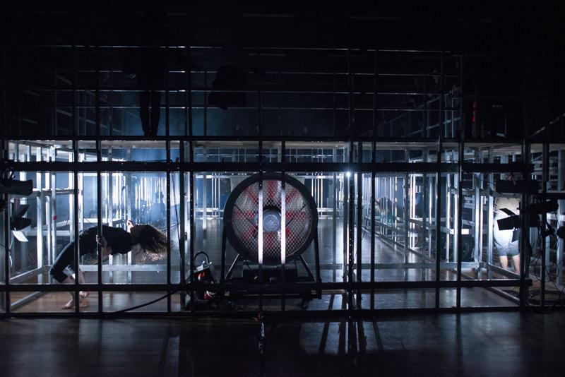 WIND 3 - RUBEN WIJNSTOK | MELVIN FRAENK | FUTURISTIC MACHINERY | ROBERT VAN DER REE
