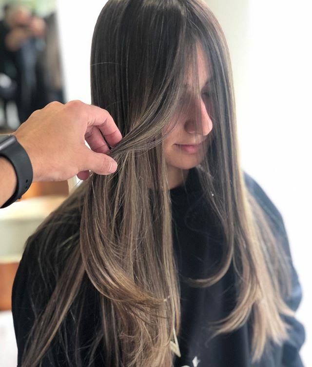 Balayage by Giuseppe . . . . #hair #hairstyle #instahair #socialenvy #hairstyles #haircolour #haircolor #hairdye #hairdo #haircut #longhairdontcare #braid #fashion #straighthair #longhair #style #straight #curly #black #brown #blonde #brunette #hairoftheday #hairideas #perfectcurls #hairfashion #hairofinstagram #coolhair