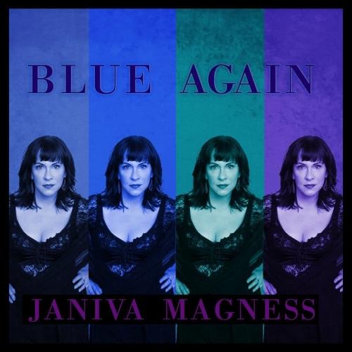 Blue Again - janiva magnessblue elan recordsmay 12, 2017