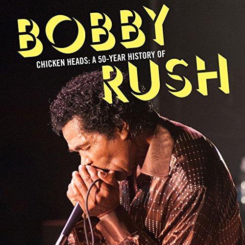 Box Set of 4 CDs/ 74 songs from 1964- 2014 -2016 Living Blues Magazine Award Winner (Best Historical Release) &Blues Music Award Winner - bobby rushOmnivore RecordingsNovember 27th, 2015Produced by: Bobby Rush, Cary Baker, Cheryl Pawelski, and Jeff DeLia