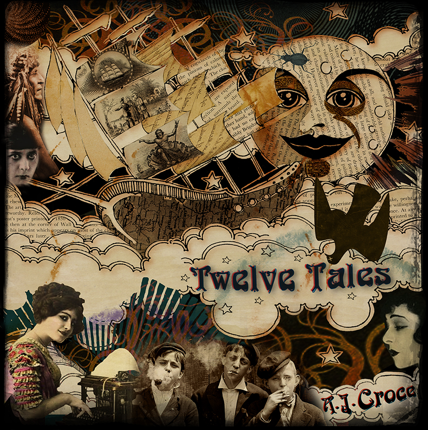Twelve Tales - A.J. CROCECOMPASS RECORDSFebruary 4th, 2014Produced by: Tony Berg, the late