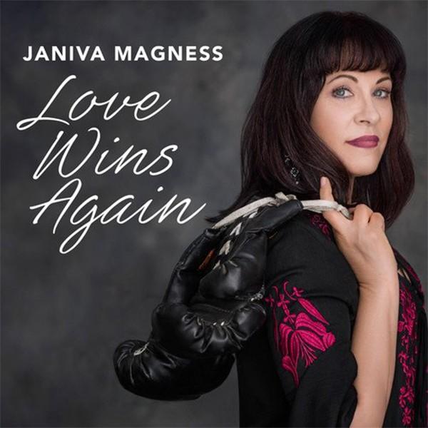 Love Wins Again -2016 Grammy® Nominee - janiva magnessBlue elan recordsapril 7, 2016