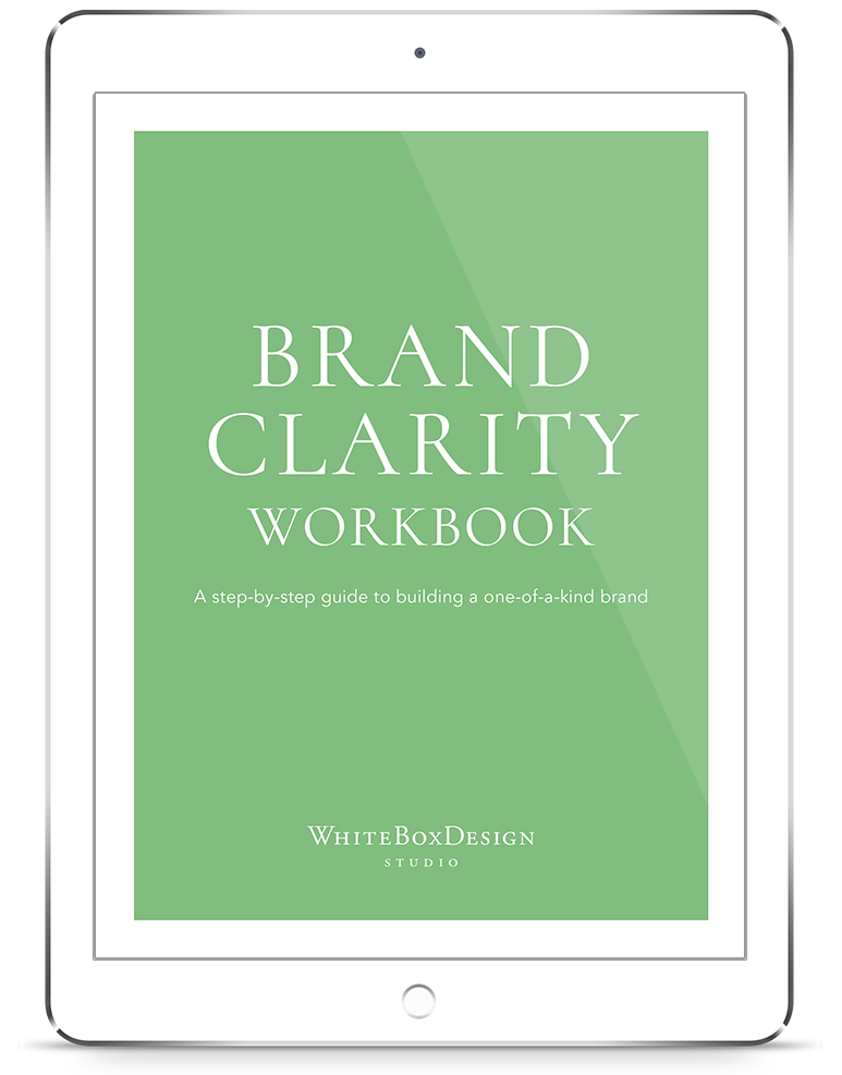 Brand Clarity Workbook for business success