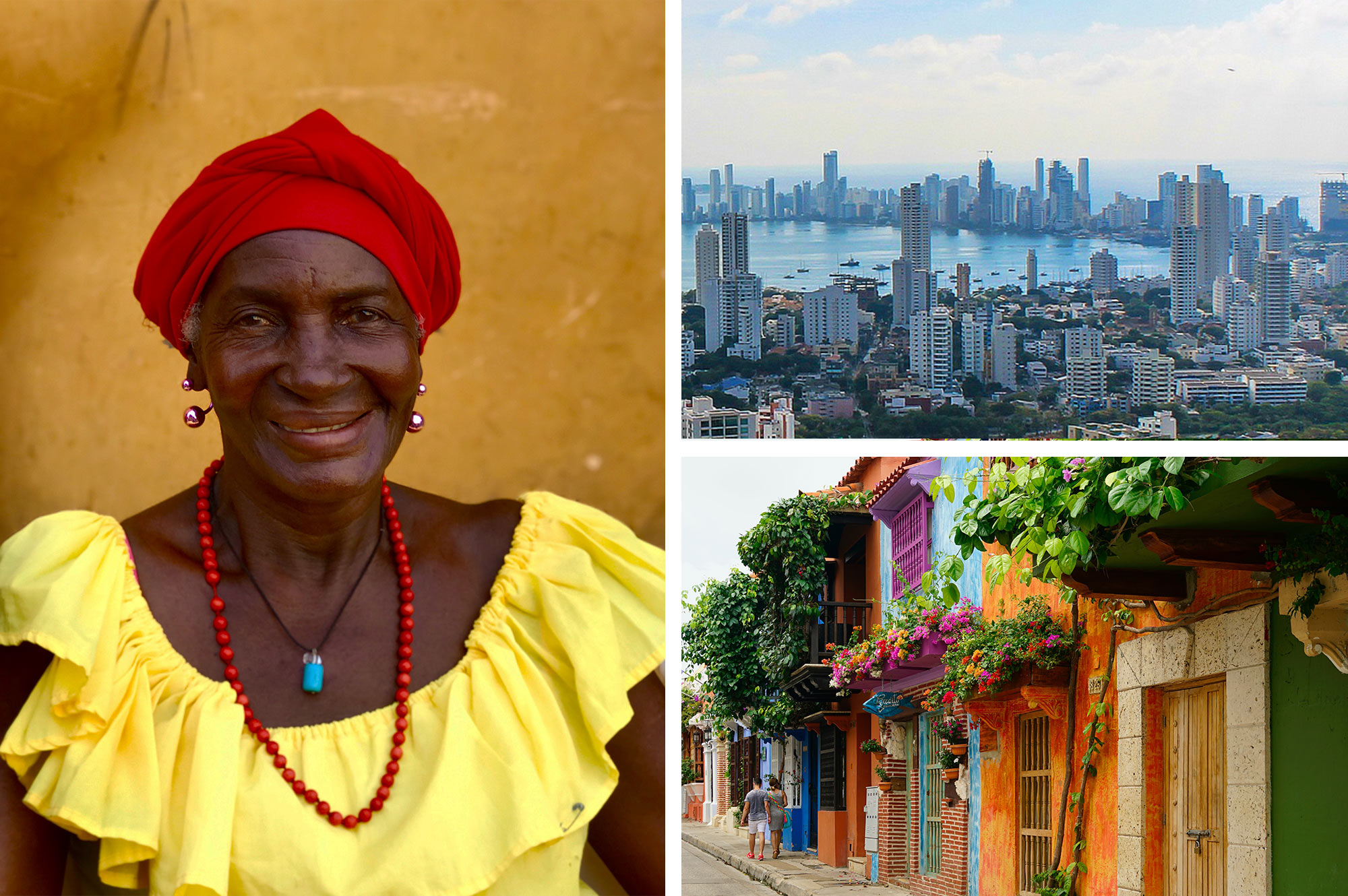 Inspirations for Cartagena, Colombia