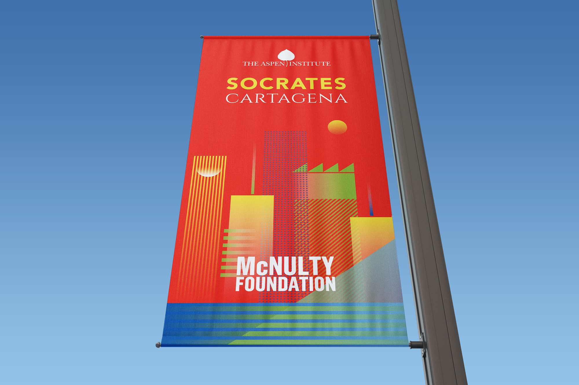 Event collateral- outdoor sign