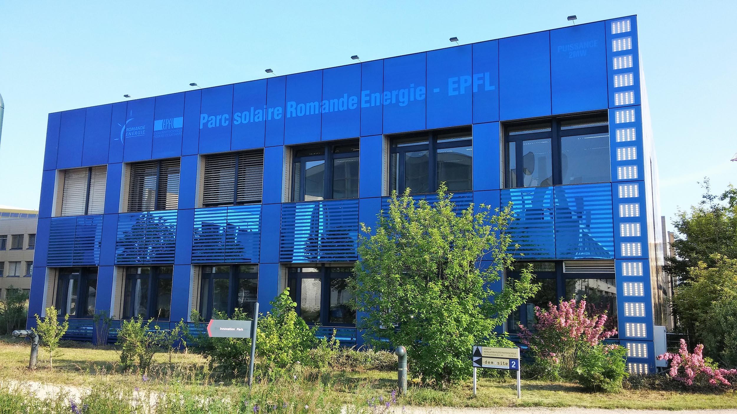 EPFL INSTITUTE