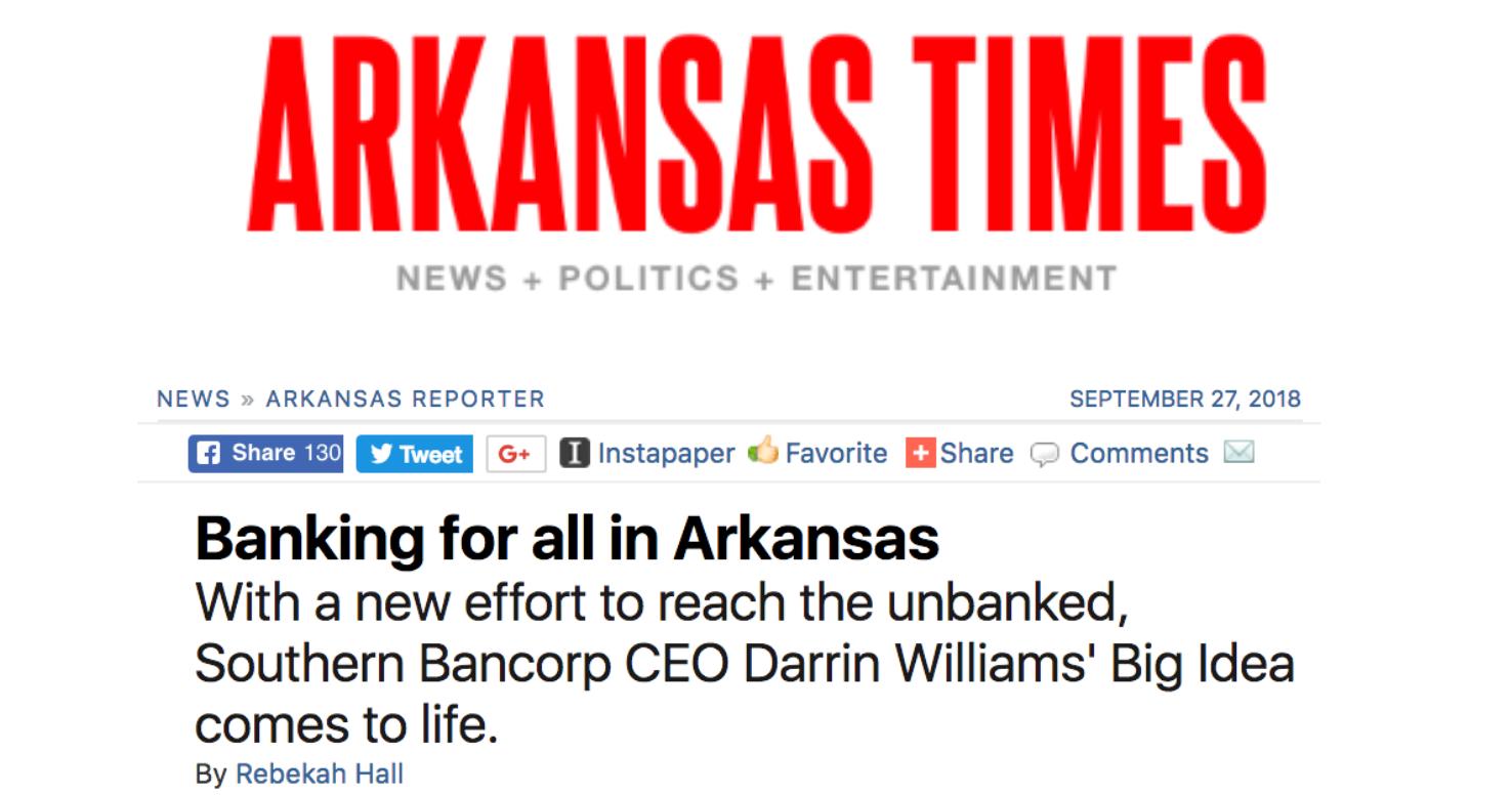 Arkansas Times, Sept. 2018