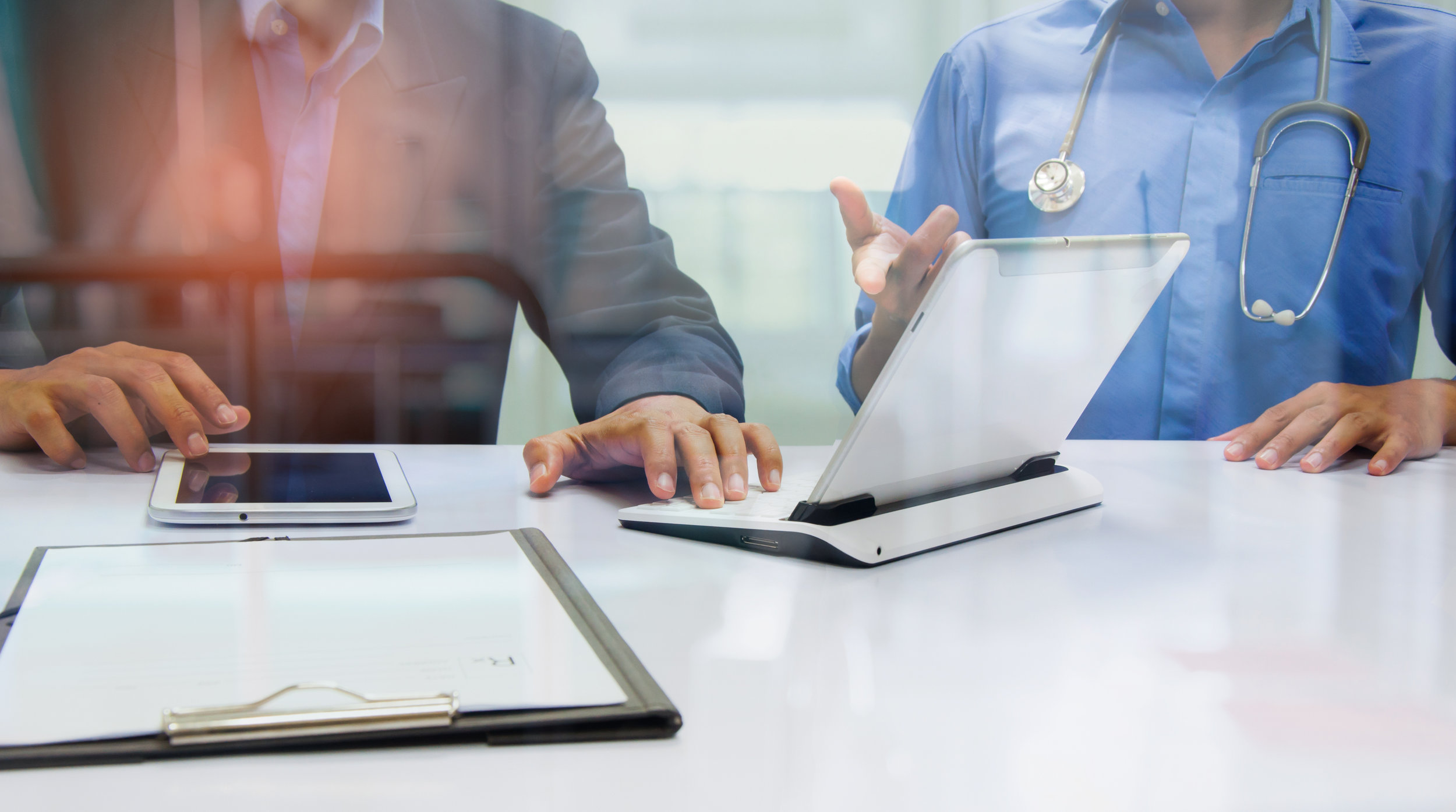 EMS-INTEGRATED PLATFORM - Our proprietary, EMS-integrated platform connects providers and EMS patients with non-life-threatening medical concerns in real-time at the touch of a button.