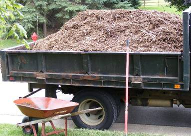 Shredded Hardwood Mulch by Midwest Gardening.jpg