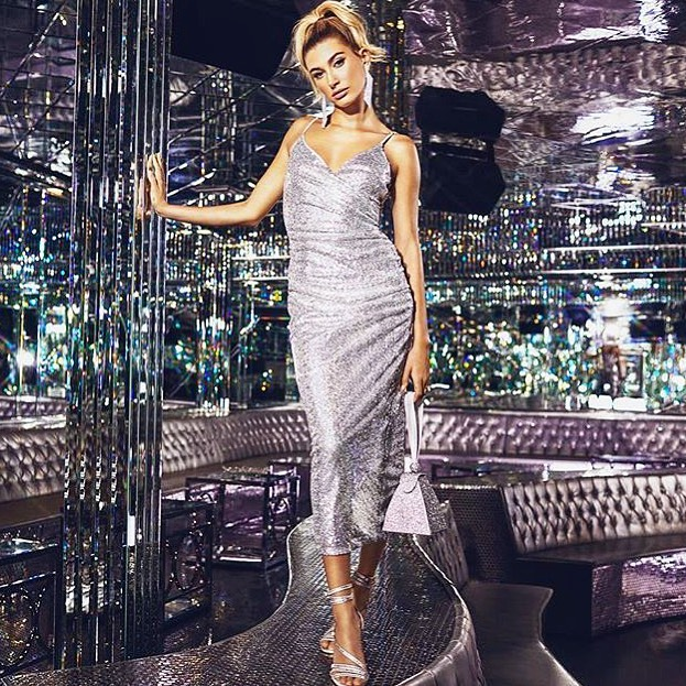 💎 Pull Up in Style 💎 #PrettyLittleThing #HaileyBieber #HaileyBaldwin #SilverQueen #Murano #LosAngeles #Nightlife #Exclusive #Nightclub #Vibe