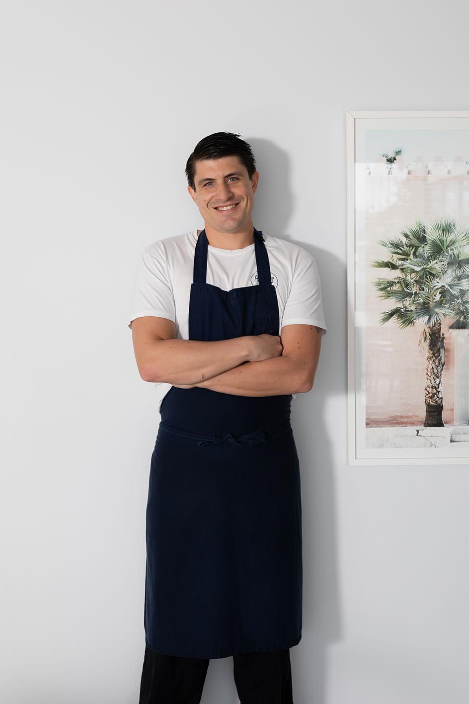 Lewis Dockerill • Head Chef