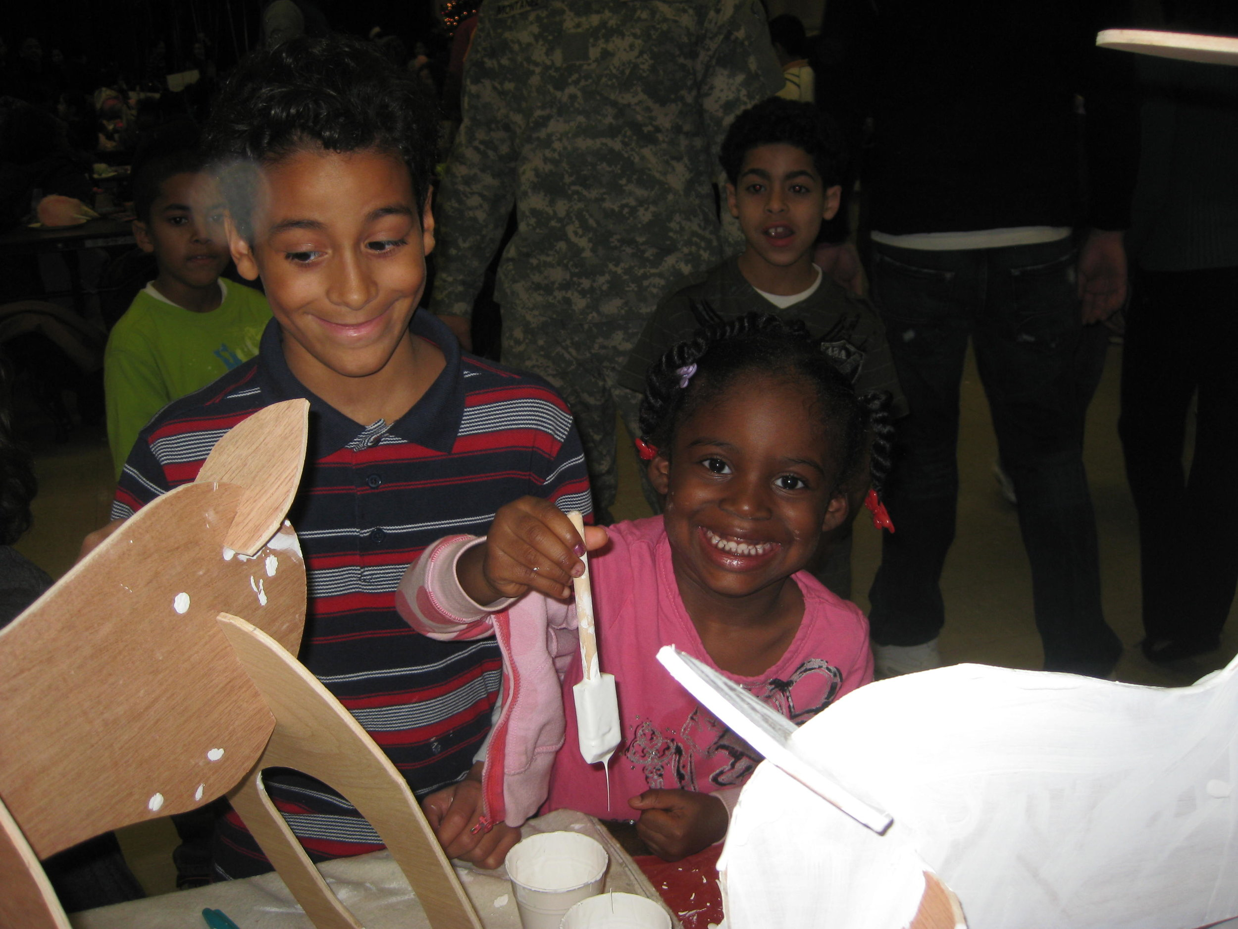 BAY SHORE CHRISTMAS CRAFTS -