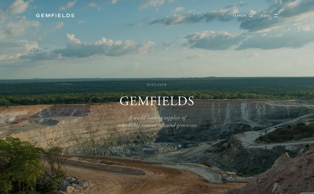 Gemfields - A world leading supplier of responsibly sourced coloured gemstones