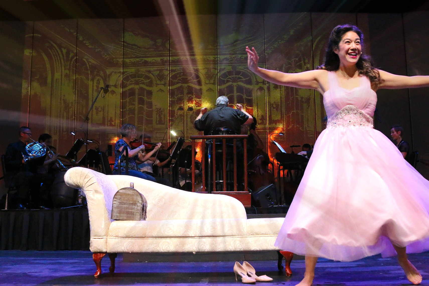 Candide in Concert with the San Bernardino Symphony