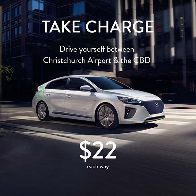 We've completed our testing, pumped the tyres and charged our batteries. One Way trips are now available between Christchurch Airport & the CBD. Link in bio ✈️