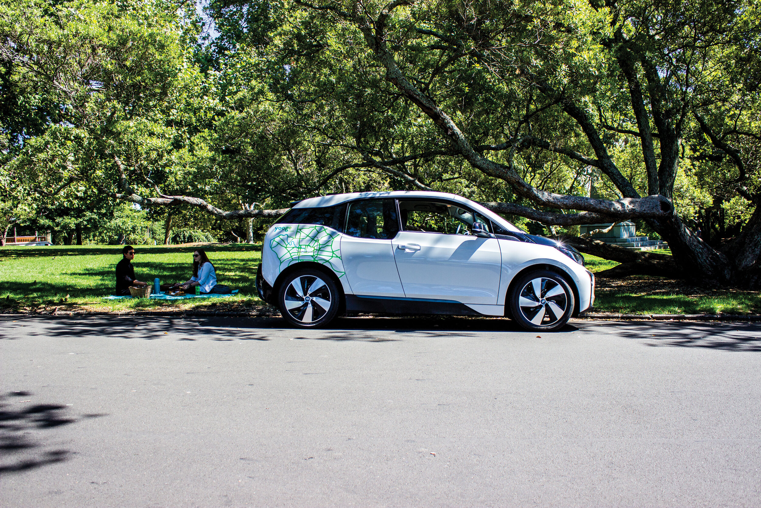 ZERO EMISSION CAR SHARING   For work, for life or just for fun.   Book a car