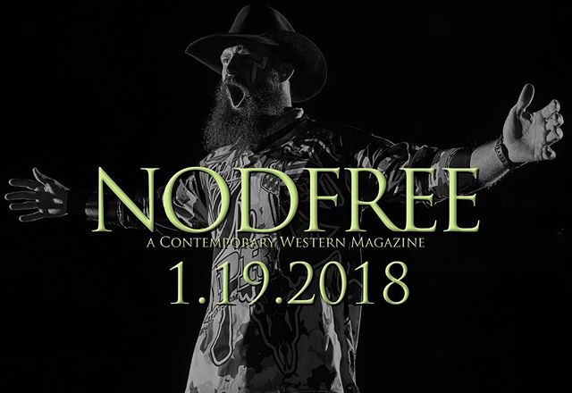 The wait is almost over!! After countless hours the first issue of @nodfreemag is available for order next Friday!! Featuring articles with 2x @bullfightersonly Champ @westonrutkowski, @besthatstore @knyde09 Plus work from @roseannasalesphotography @clickthompson @randyquartieri  You don't wanna miss this!! #nodfreemag #magazine #rodeo #classic #clickthompsonphotography