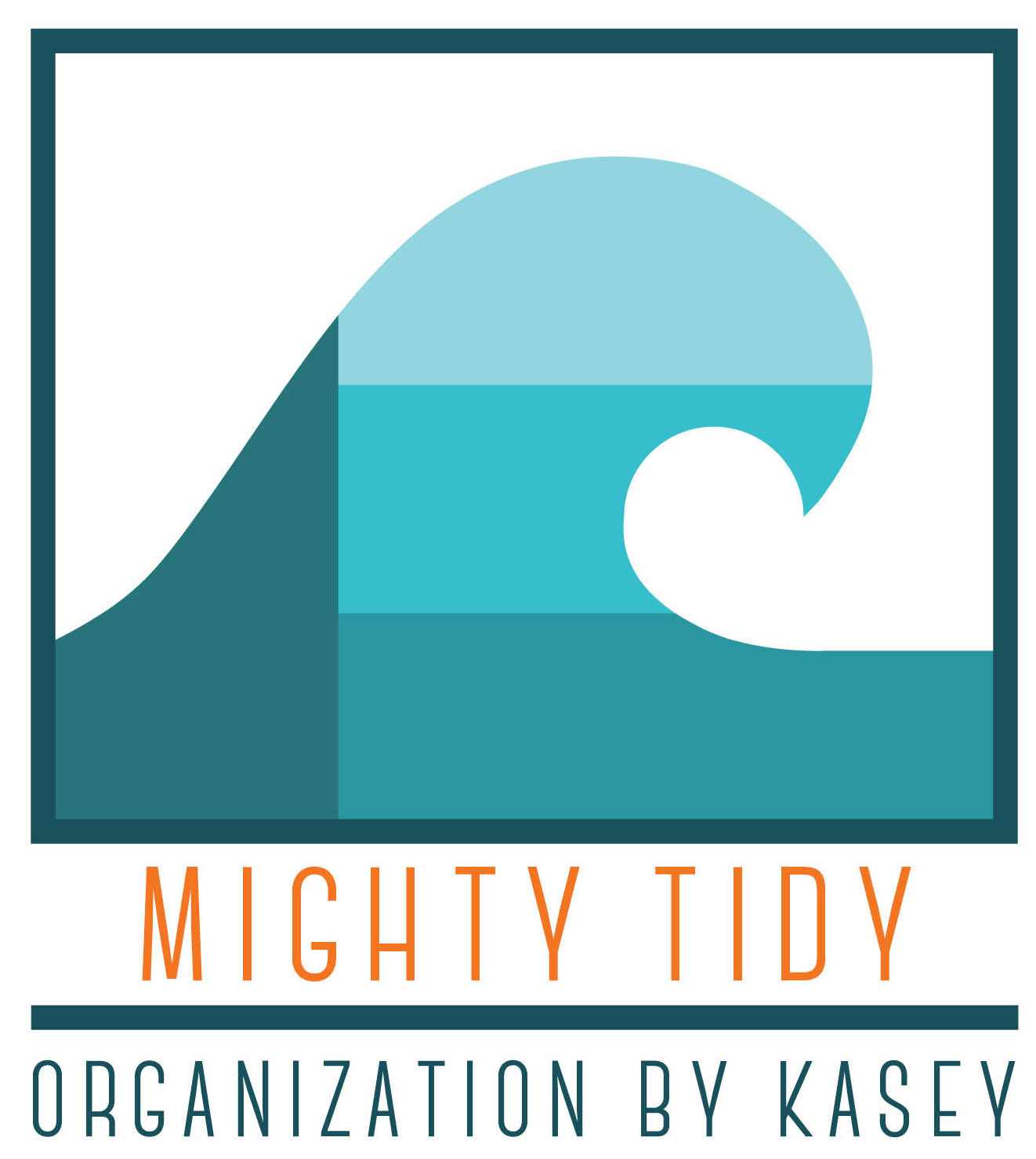 Mighty Tidy | Organization by Kasey