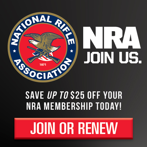 $50-off discount offer - NRA