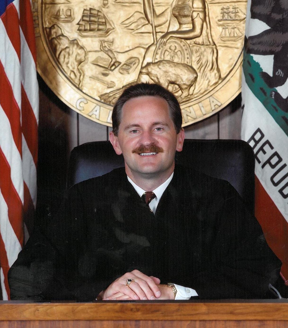 2016 - Judge John P. Vander FeerSuperior Court of San BernardinoMay 19, 2016