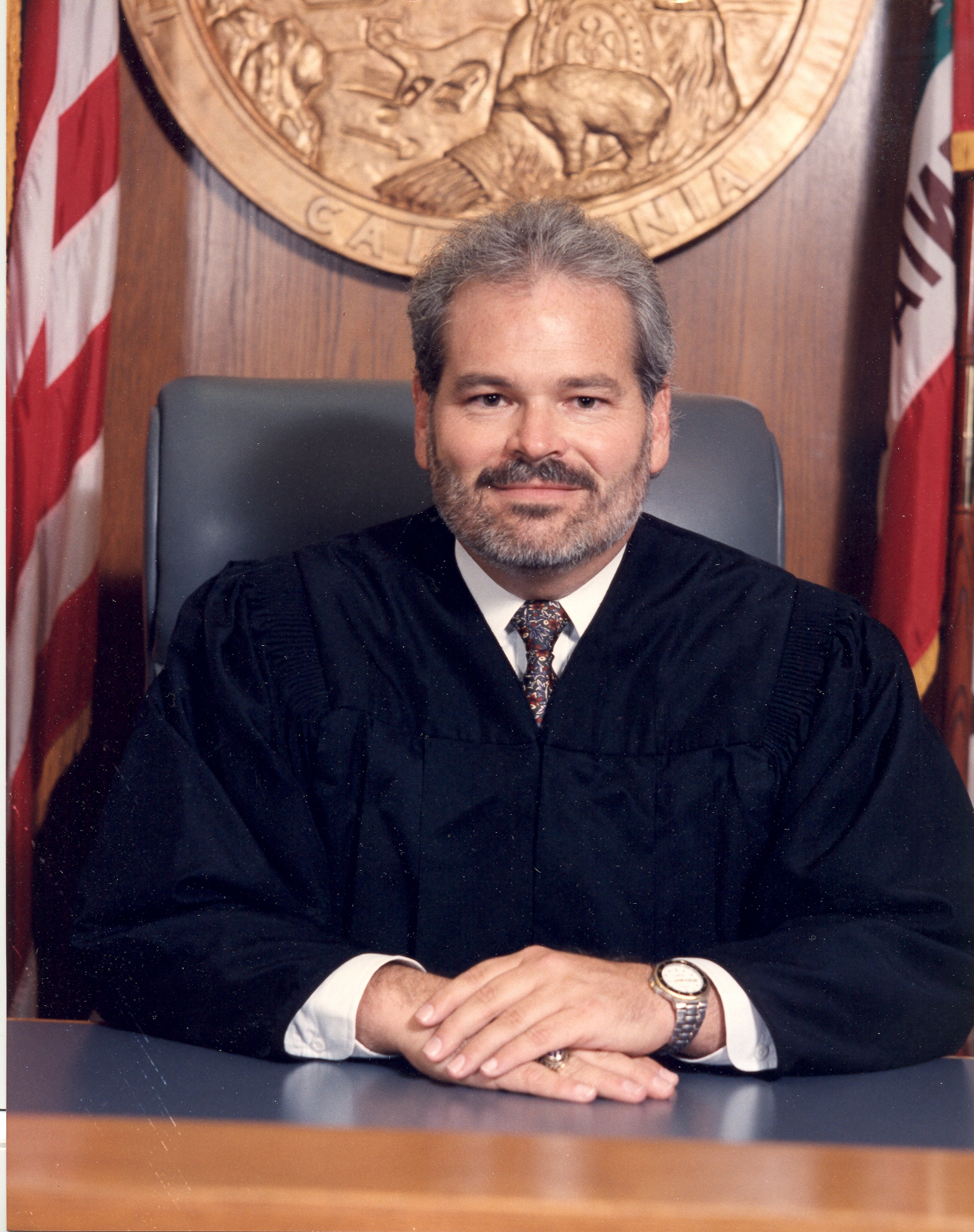 2007 - Judge Brian S. McCarvilleSuperior Court of San BernardinoMay 17, 2007