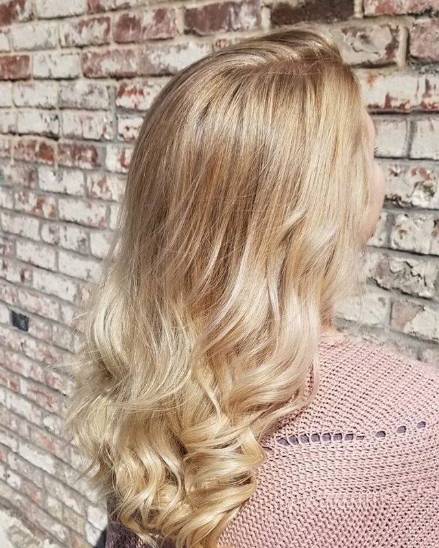 Warm weather/Brighter hair 😎 [Jessica] #davines #donewithdavines #fleetstreetlex