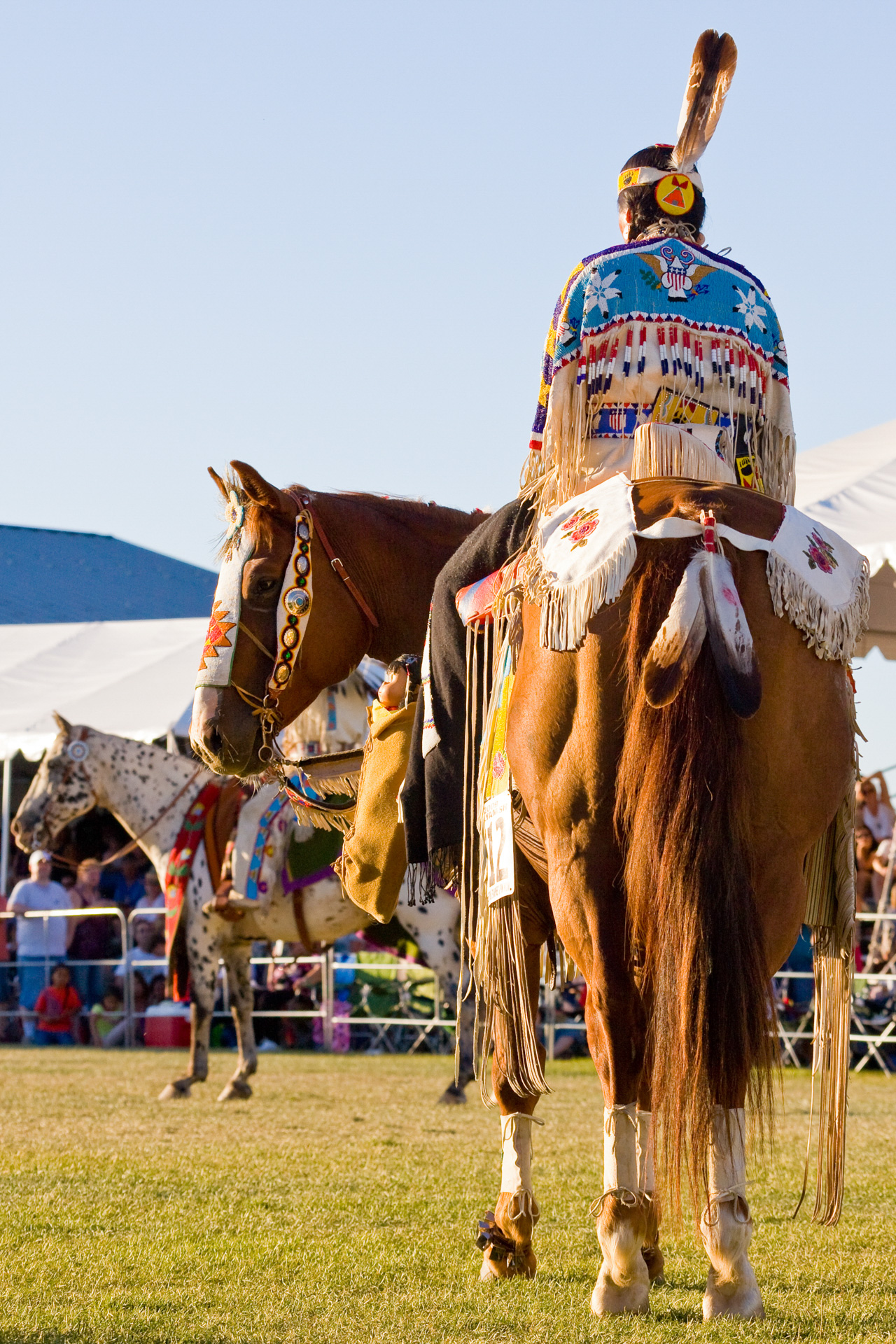 """Julyamsh Horses"" Julyamsh Post Falls, ID 2010"