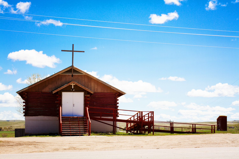 """Sharp's Corner Baptist"" May 10th, 2014 on the Pine Ridge Indian Reservation, SD"
