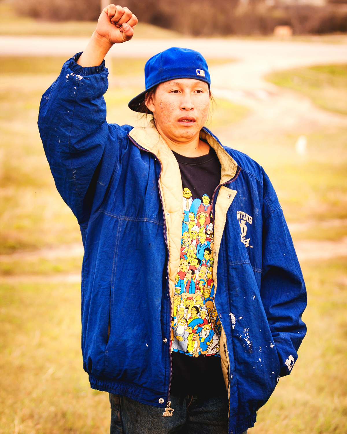 """""""Daniel"""" May 10th, 2014 Wounded Knee, SD"""